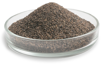 Dried edible crushed Laminaria